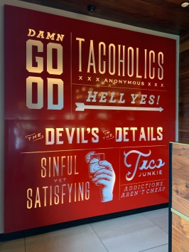Torchy's Tacos for me